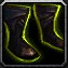 Jungle Assassin`s Footpads-Mythic Warforged