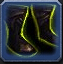 Jungle Assassin`s Footpads-Mythic