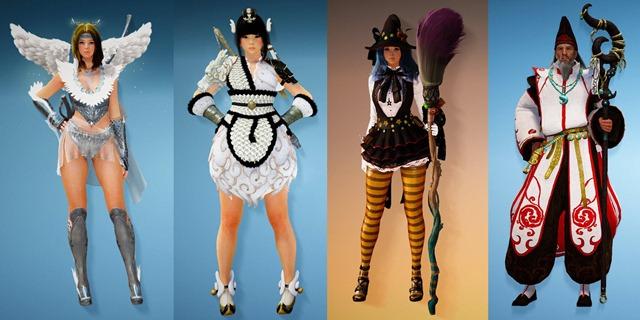 dfo4gold | Black Desert April 28 New Korean Costumes