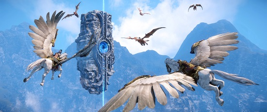 Riders of Icarus : Last Closed Beta Even Kicks Off on dfo4gold