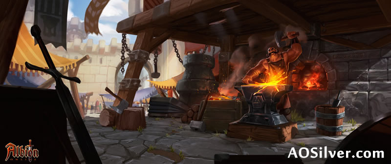 Albion Online Arcane Armory Guide