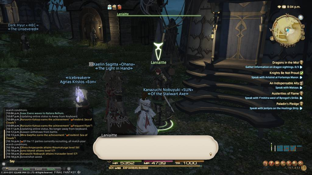 Ffxiv Connection Issues