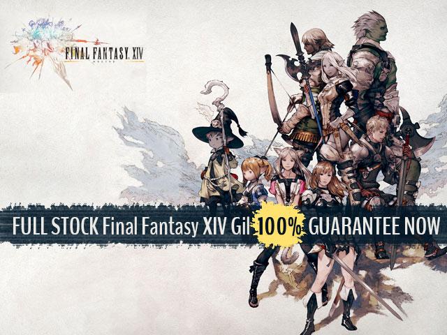 Final Fantasy XIV Patch 3 4 Special Part I - ff14gilhub com