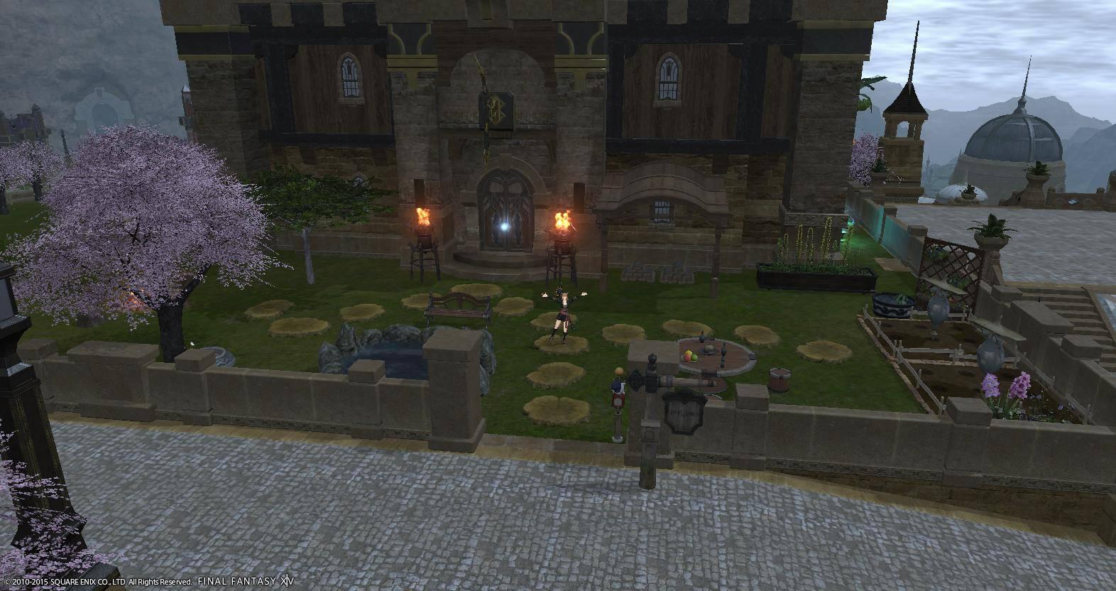 Showcasing your Final Fantasy XIV House - ff14gilhub com