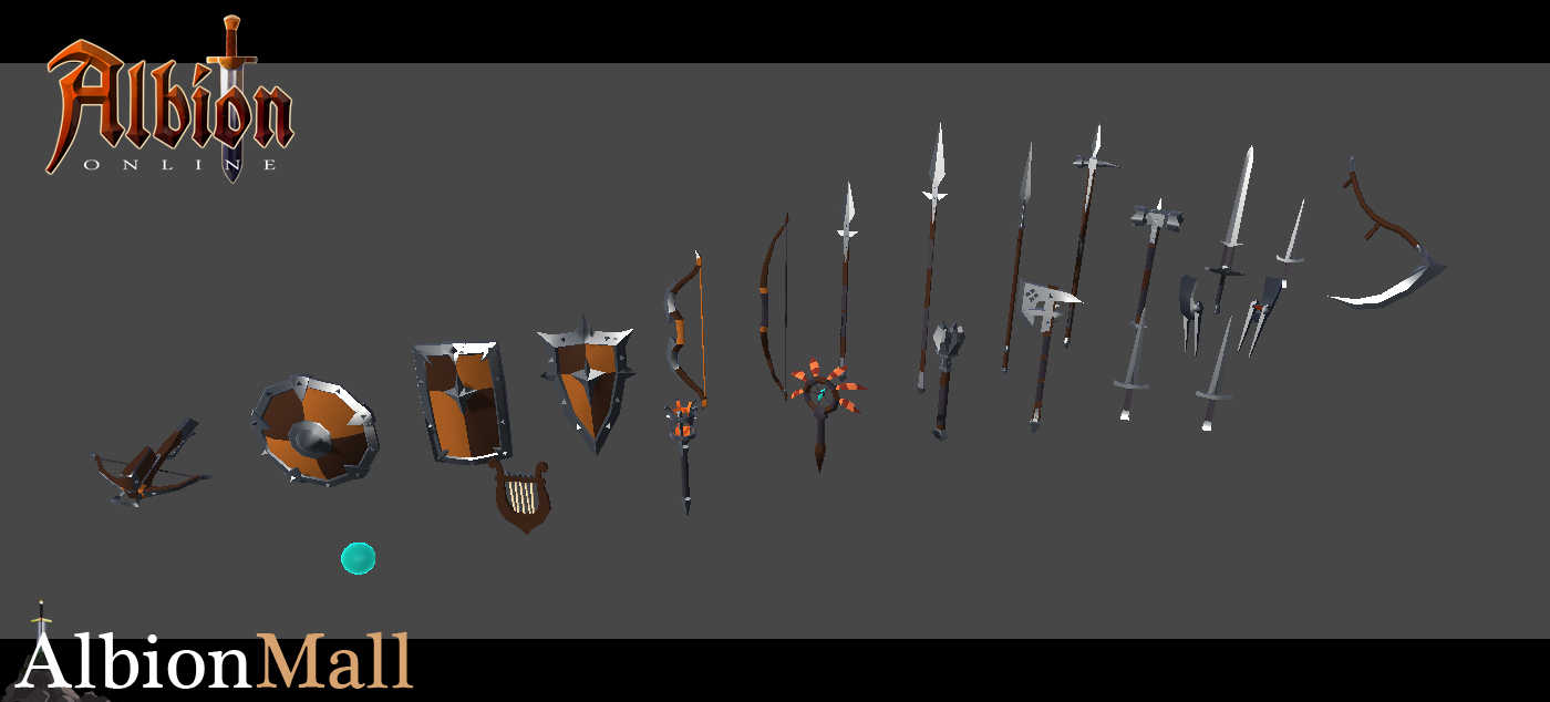 What is the best solo PvP weapon? - albionmall com