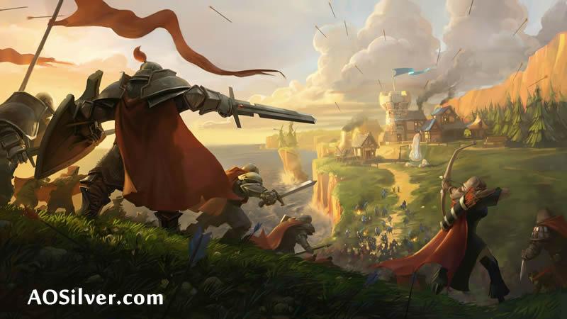 Albion Begginer's Guide - Castle Sieges