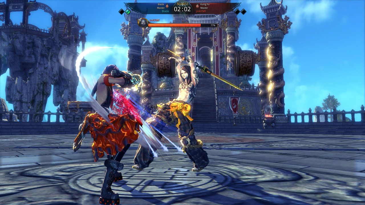 Build Summoner Blade And Soul