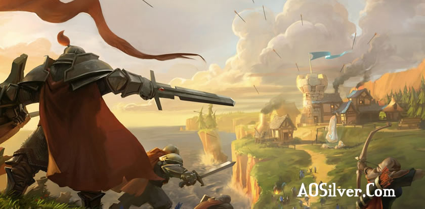 Albion Online Guilds, Alliances, NAPS and Wars