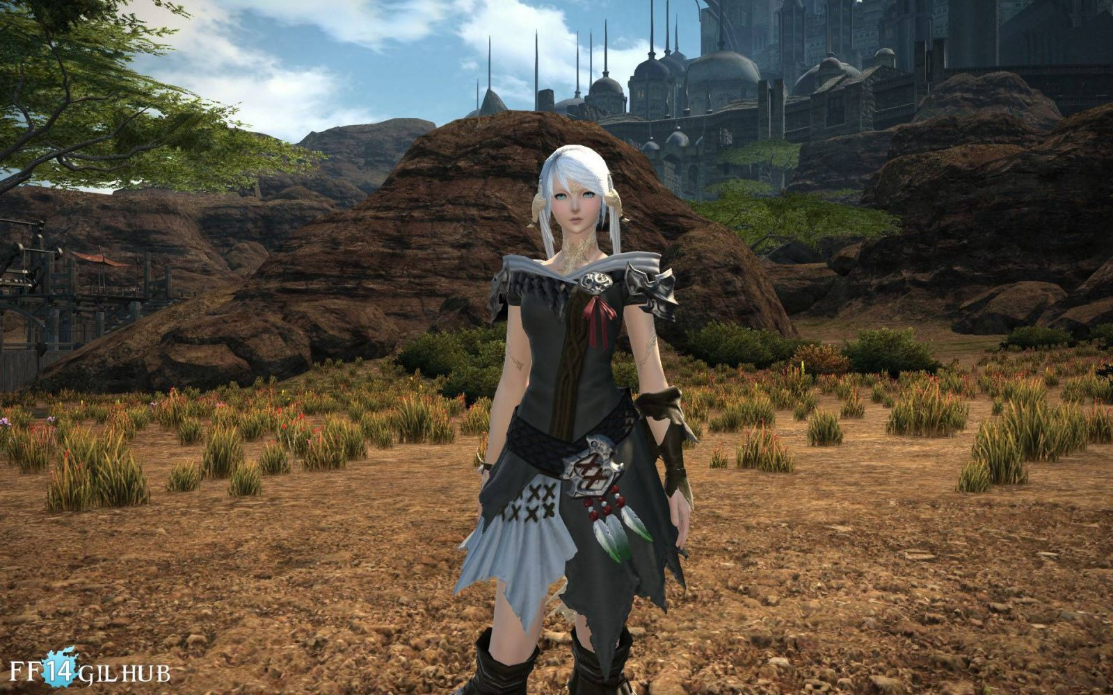 FFXIV Heavenswar - What City or Class makes the most sense for the