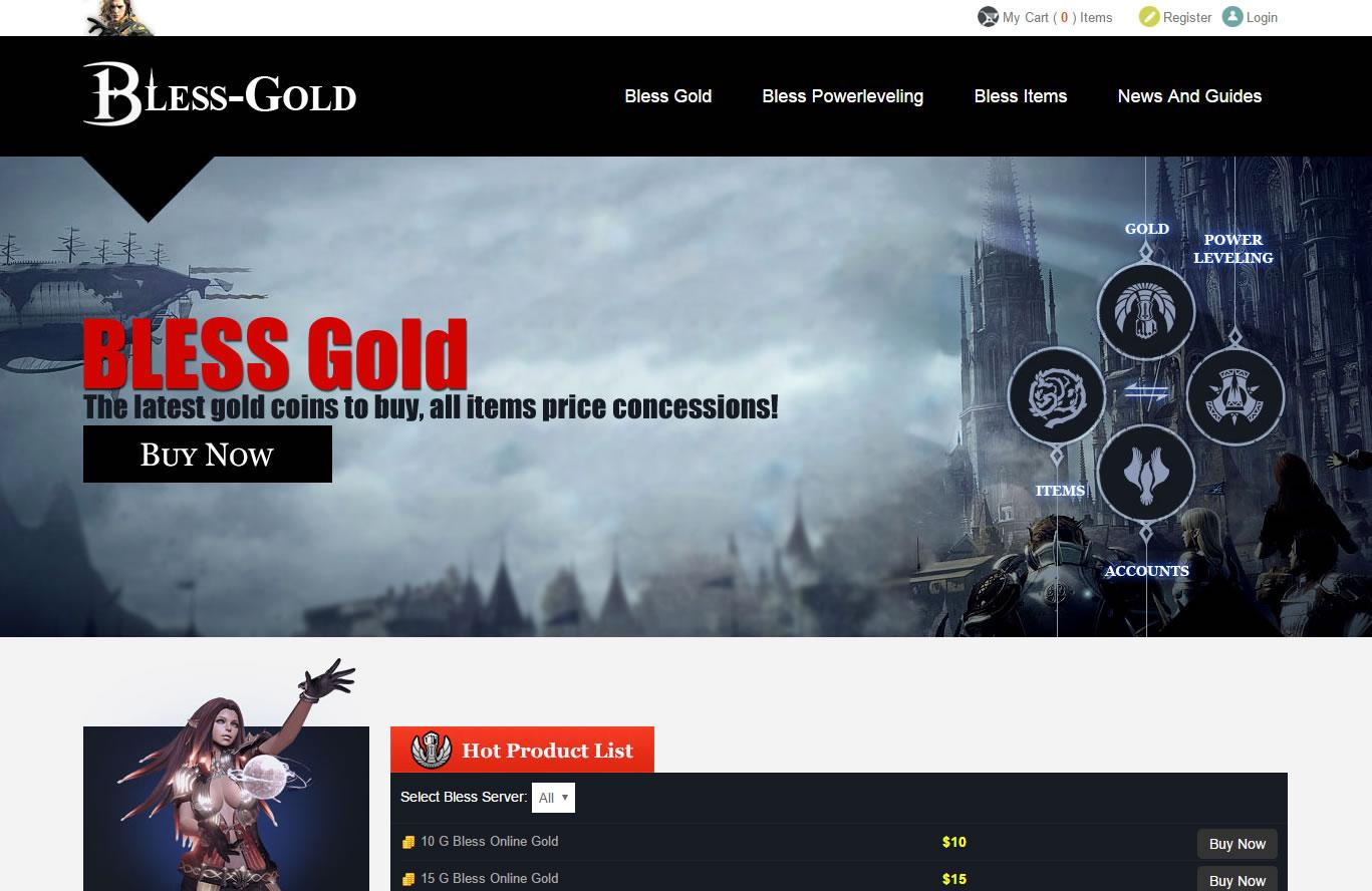 bless-gold.com