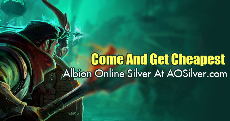 Buying Safe Albion Online Silver With Professional AOSilver.com