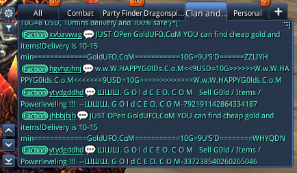 Dear BNS - Most of the time I'm doing Faction quests
