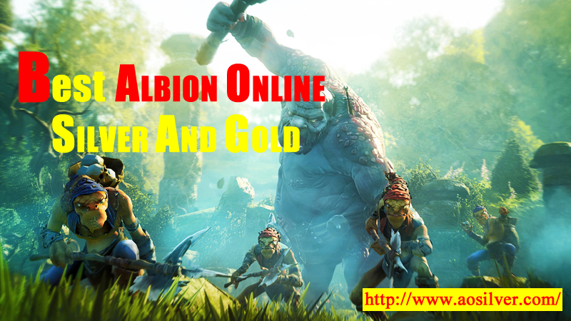 AOSilver - Get the Cheap Albion Online Silver & Gold to Level up Safely and Fast