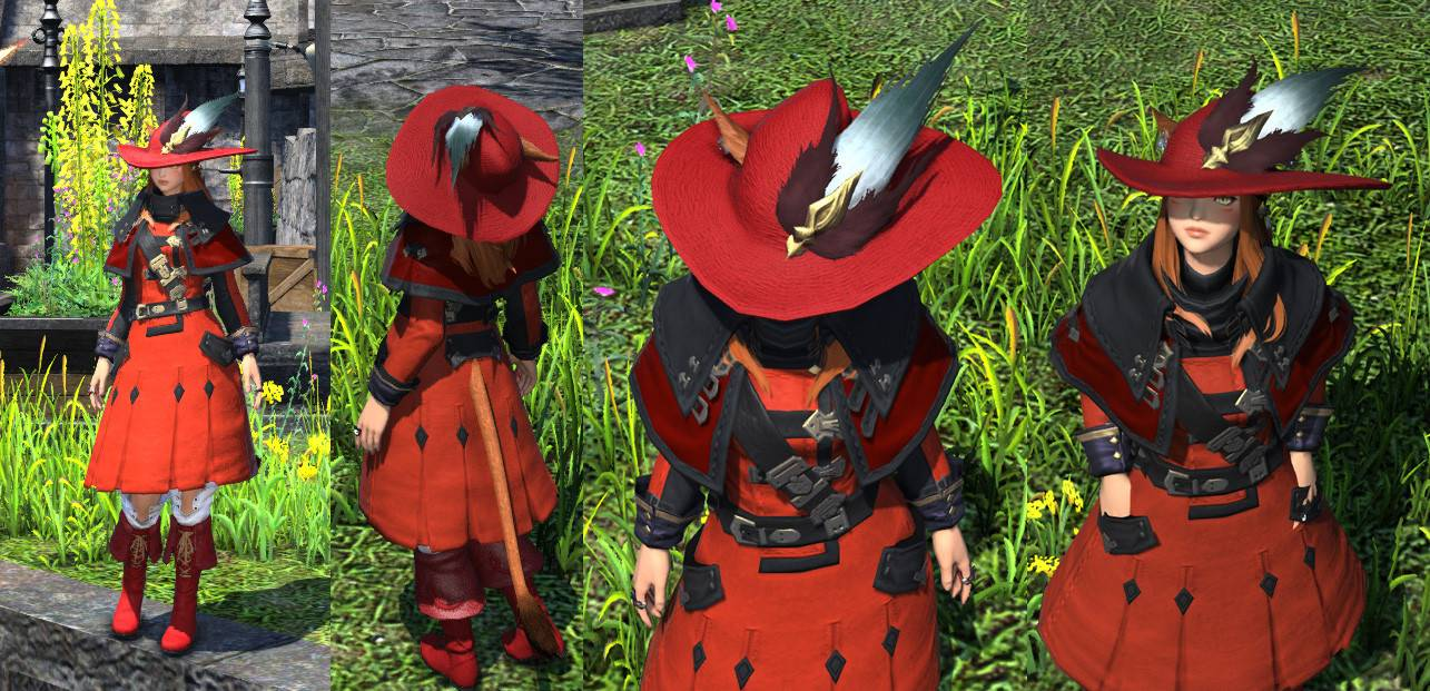 Will Red Mage be just like astrologian? - ff14gilhub com