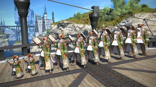 Final Fantasy XIV Melee DPS - ff14gilhub com