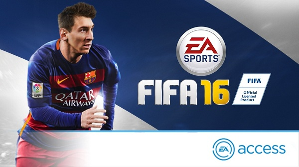 FIFA 16 added to EA Access, Origin Access Vault