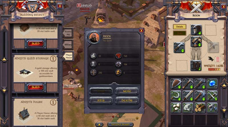 Albion Online Spell Indicators - albionmall com