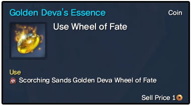 BNS Golden Deva