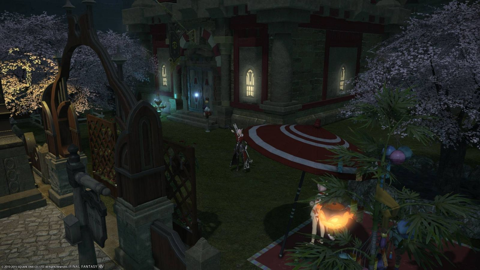 ffxiv teleport to house