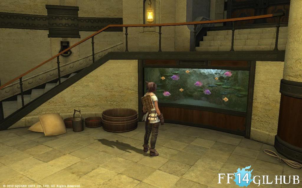 FF14 3.3 patch - Fish Tank Housing item suggestion - ff14gilhub.com