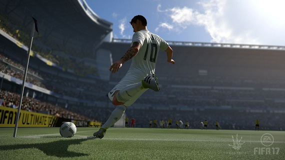I believe FIFA 17 would be the best ever