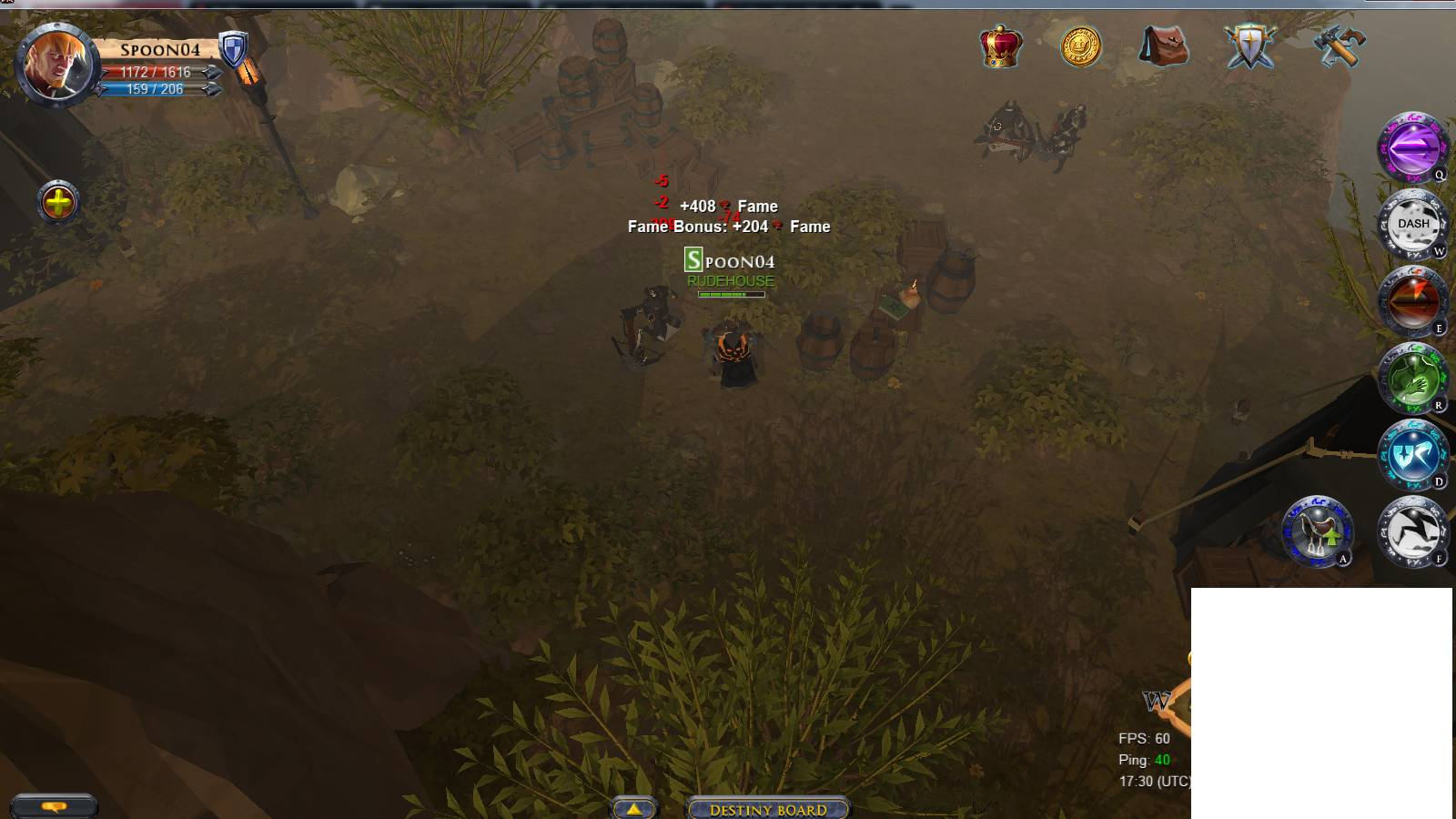 Albion Online Guide on how to survive solo fame farming (T5+) PART 2