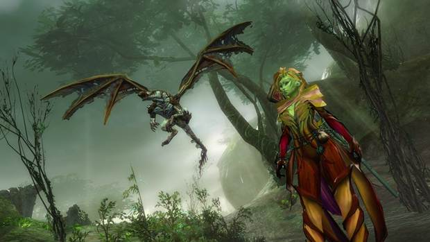 Guild Wars 2 Digital Editions Discounted by 50 Percent