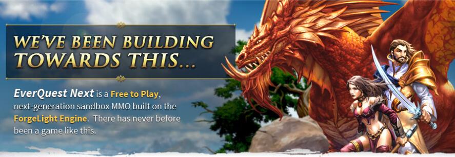 5  EverQuest Next Characteristic
