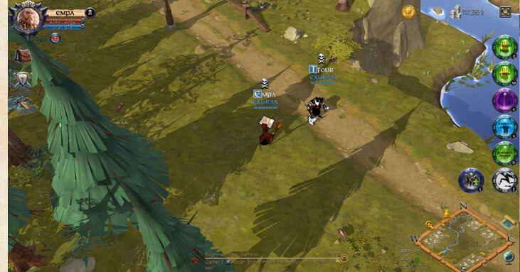 WINTER ALPHA ANNOUNCEMENT FROM ALBION ONLINE