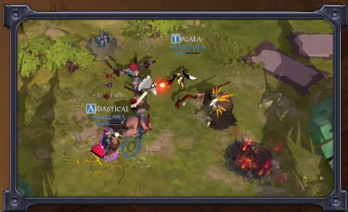 Albion Online PVP,GVG And PVE Fight