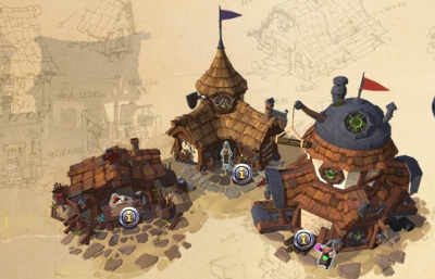 Found And Expand Albion Online Own Villages And Cities!