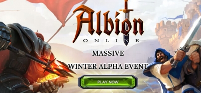 Albion Online WINTER ALPHA STARTS 27th!