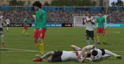 Lag Matches Double The Harder To FIFA Play