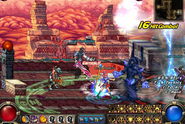 Dungeon Fighter Online Myths and superstitions