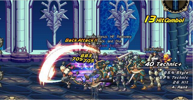 What id Dungeon Fighter Online?