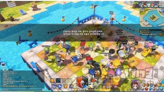 Hanbok MapleStory 2 May final beta testing or summer
