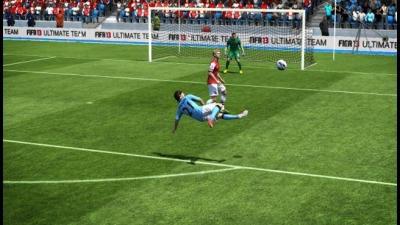 Conceding stupid FIFA goals