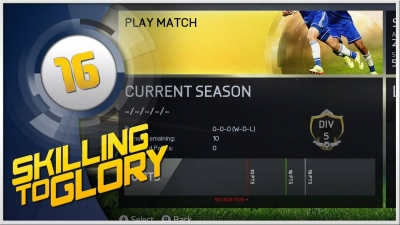 This is our stab at leaderboards for Online FUT Seasons
