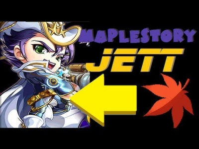 I think maplestory2 Jett could've had a better revamp
