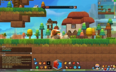 I have some maplestory2 questions