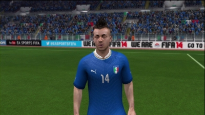 18 fifa players from Italy