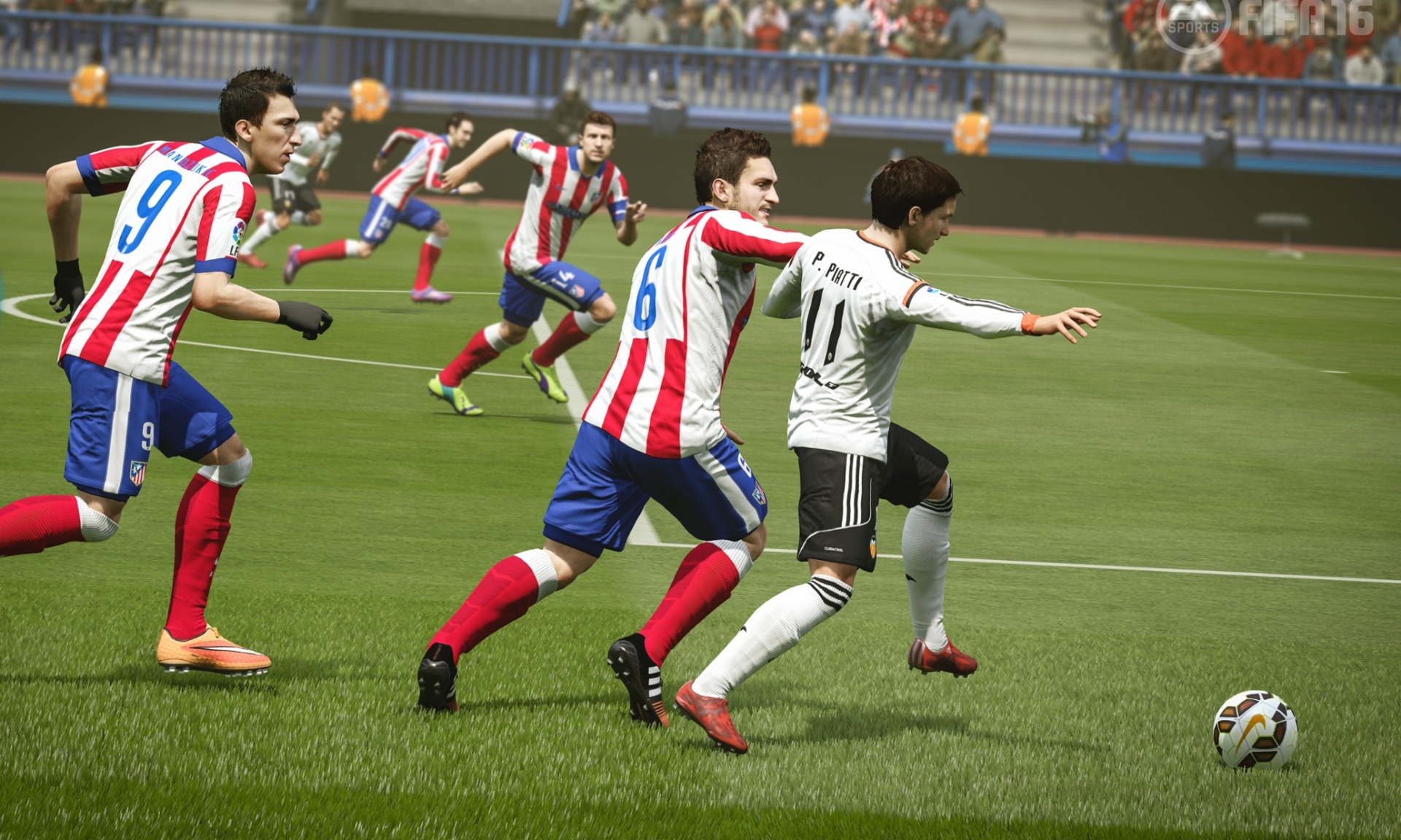 ufifa16coins:The Eight Key New Features For FIFA 16