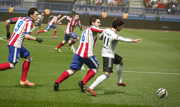 FIFA 16 eight key new features