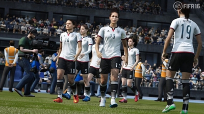 Women's football boosts FIFA 16's potential for greatness this season