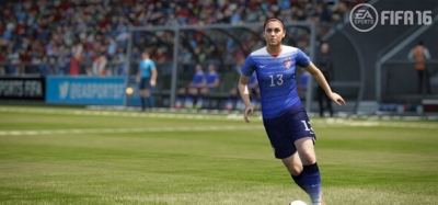 Women's National Teams In FIFA 16