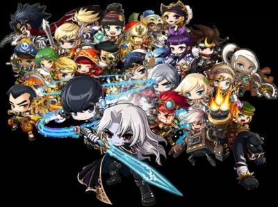 Everyone's favorite maplestory class and why?
