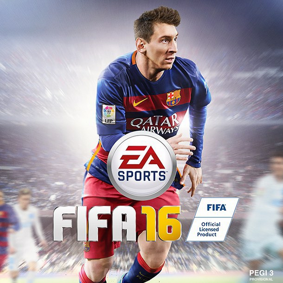 FIFA 16 Wins Best Sports Game from E3 2015