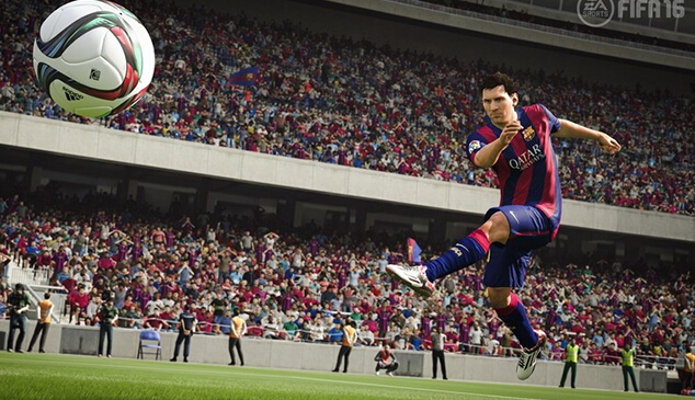 Lionel Messi is the highest rated player in the new FIFA video game