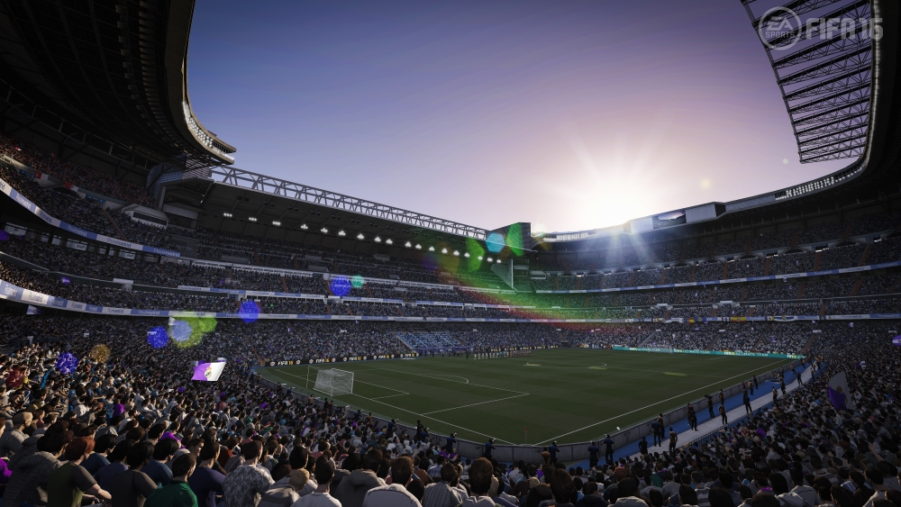 FIFA 16 Gameplay Impressions