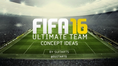 FIFA 16 Concept Designs - Potential FIFA 16 backgrounds - NEW Gamemodes - Training Mode